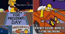 18 Subtle Background Jokes From 'The Simpsons' That Are Easy To Miss