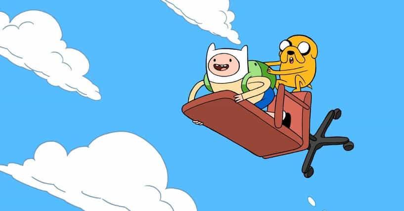 Top 10 BEST Cartoon Network Shows - YouTube