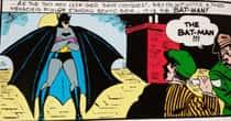 The Visual Evolution Of Batman's Batsuit