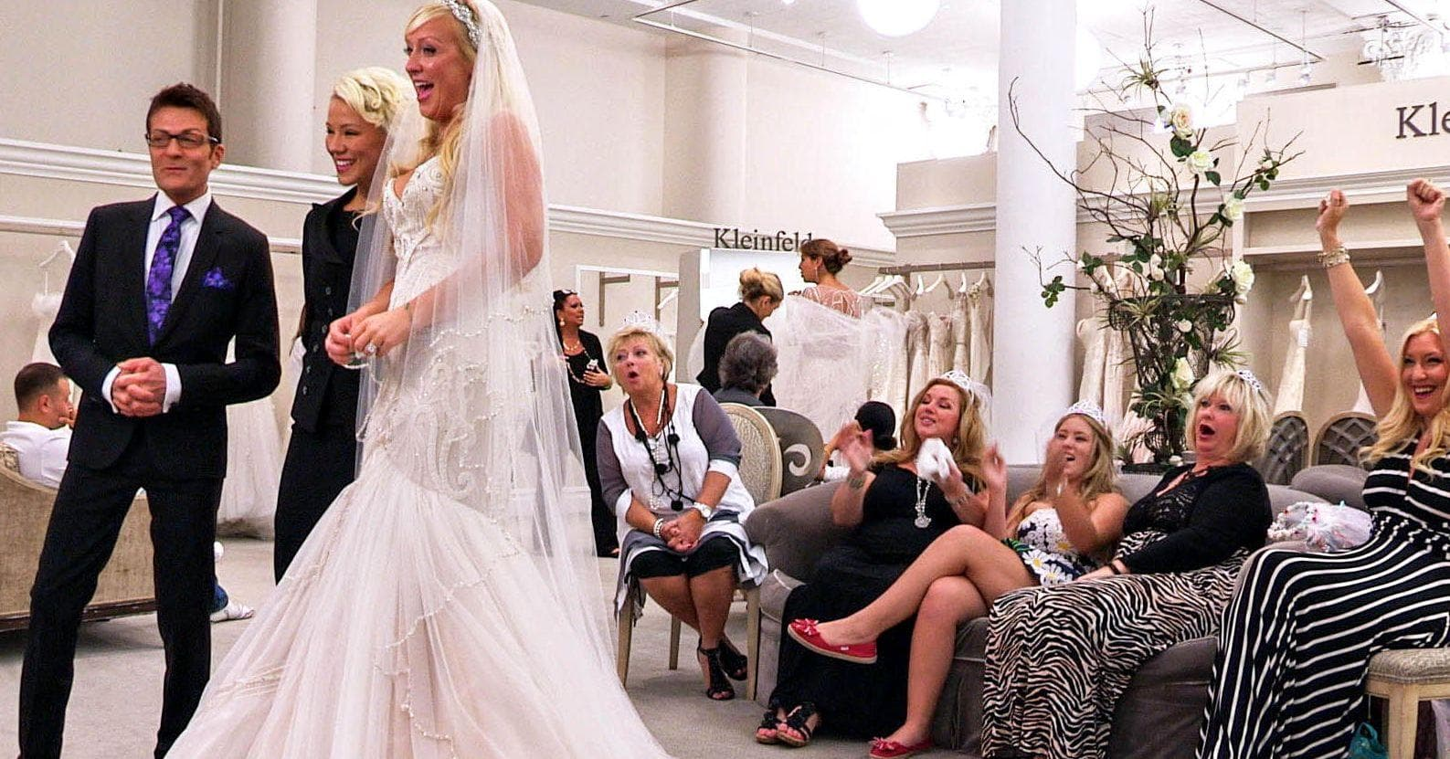 Wedding gowns worst The 30
