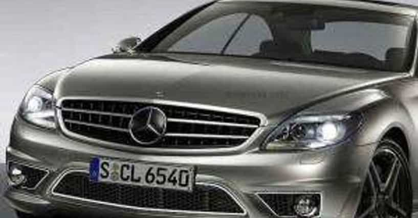 Best mercedes benz cl classes most reliable mercedes for Mercedes benz models list