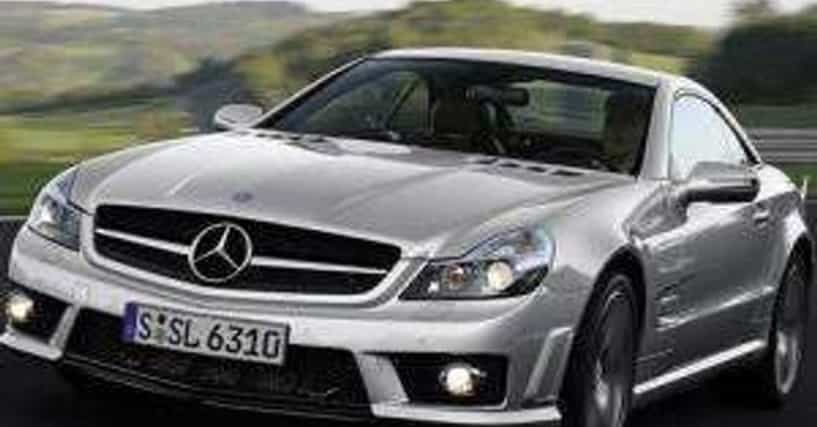 Best mercedes benz sl classes most reliable mercedes for Mercedes benz list of cars