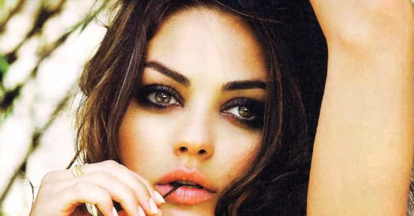 19 Celebrities with Heterochromia Iridis