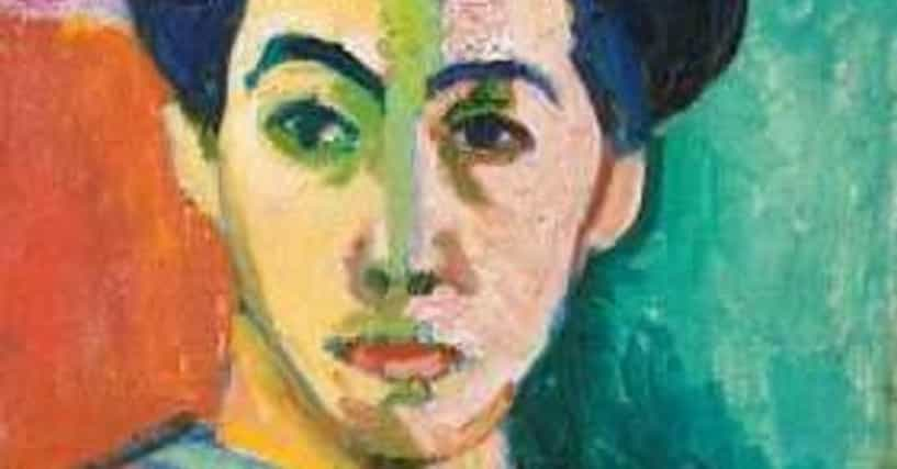 Famous Fauvism Art List Popular Artwork From The Fauvism
