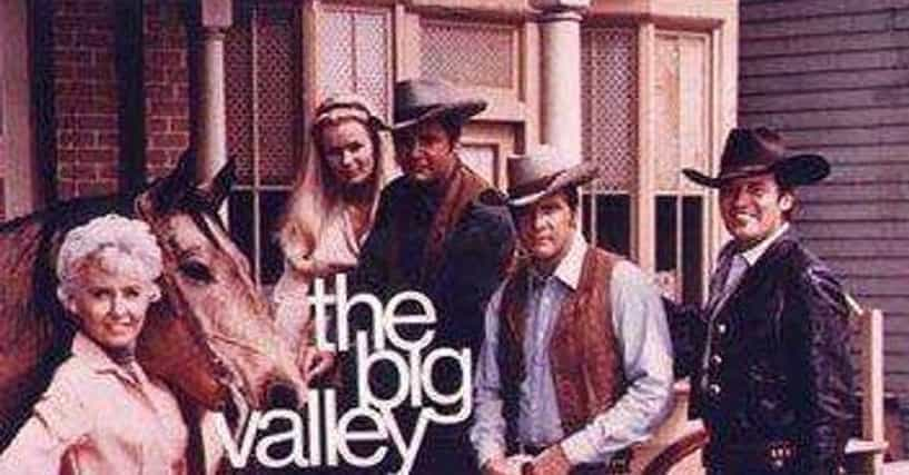 The Big Valley Cast | List Of The Big Valley Actors ...