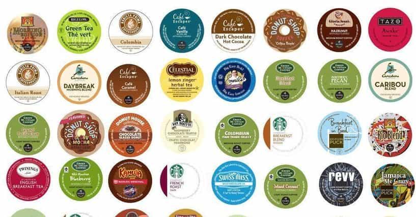 Best K Cup Coffee Brands