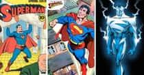 The Visual Evolution Of Superman