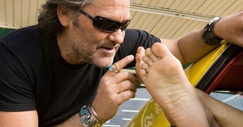 Quentin Tarantino Foot Fetish Scenes-6339