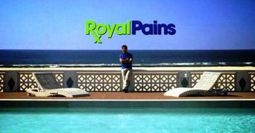 Royal Pains Staffel 4