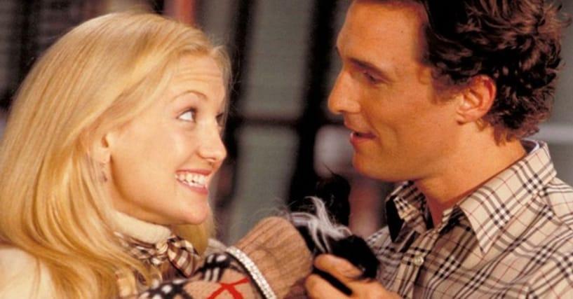 List of Matthew McConaughey Romantic Comedy Roles & Films