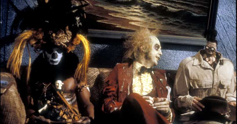 The Best Beetlejuice Quotes Ranked By Fans