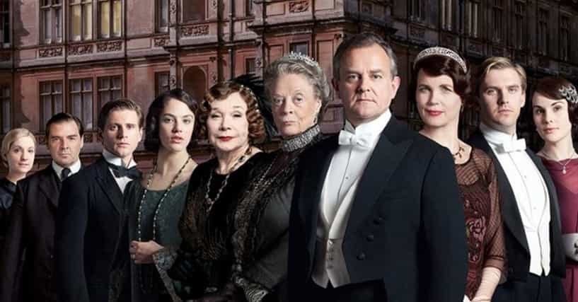 Downton Abbey Cast | List of All Downton Abbey Actors and ...