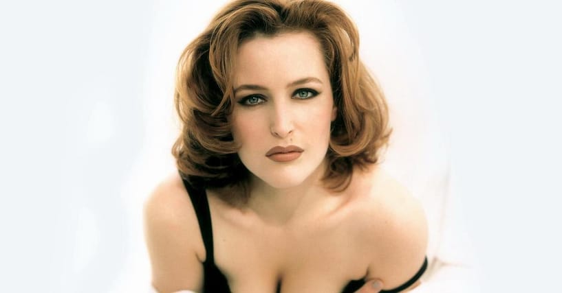The 25 Hottest Gillian Anderson Photos Ever, Ranked-5751