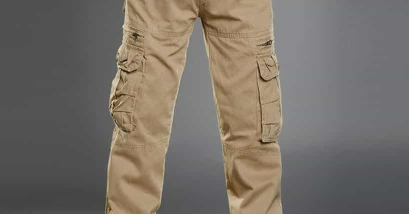 Best Cargo Pants | List of Top Cargo Pant Brands