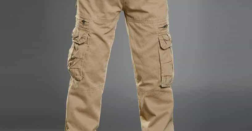 Best Cargo Pants | List of Top Cargo Pant Brands
