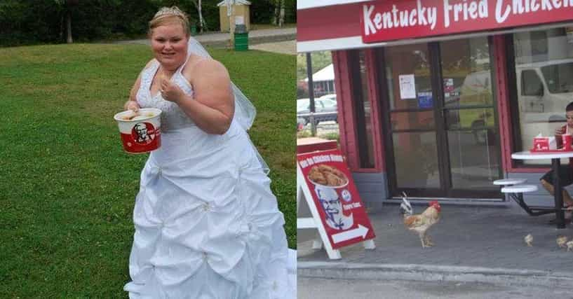 Funny Kfc People: 24 KFC Photos That Will Make You Laugh Out Loud