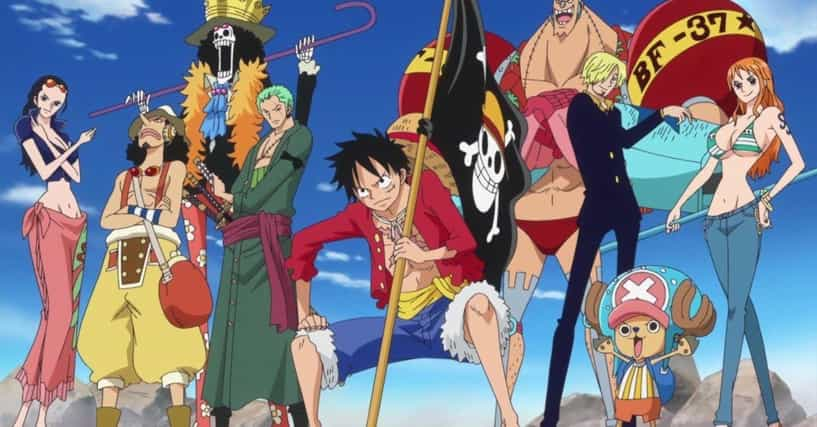The 20+ Best One Piece Fanfiction Stories