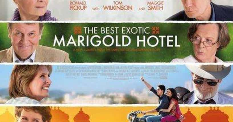 Exotic Marigold Hotel Movie Quotes | Funny Exotic Marigold ... Funny Hotel Movie