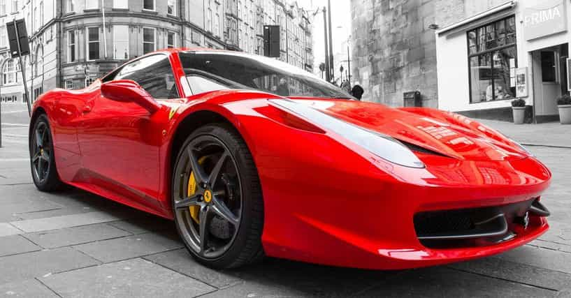 All Ferrari Models: List of Ferrari Cars & Vehicles