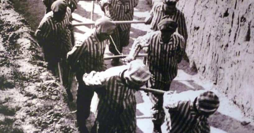 Over 122,000 People Died Climbing The 'Stairs Of Death' In This Lesser-Known Concentration Camp