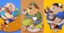 This Guy Turns Your Favorite Pop Culture Characters Into Adorably Curvy Icons