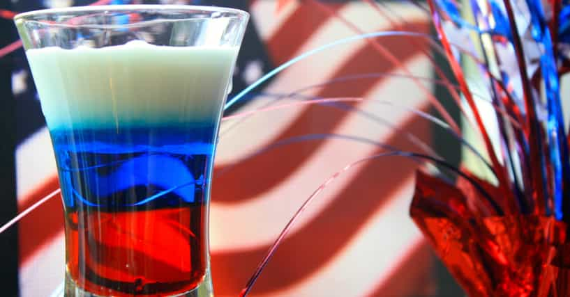 9 delicious patriotic drinks for 4th of july for Cocktail usa
