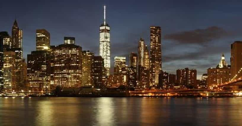 new york city history and landmarks Taking in new york city's vast history can be overwhelming that's why the landmarks preservation commission unveiled a new interactive map this week that allows.