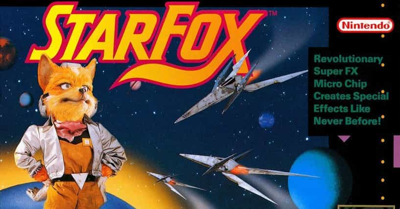 List of Best Star Fox Video Games of All Time