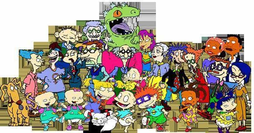 Best Episodes Of Rugrats List Of Top Rugrats Episodes