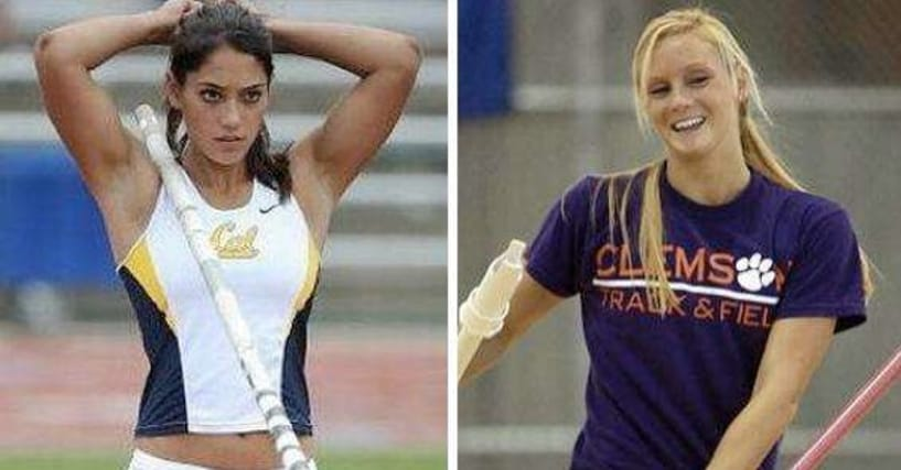 The Top Six Most Beautiful Women Pole Vaulters In The World-5926