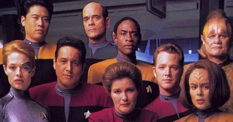 Star Trek Voyager Episode Guide