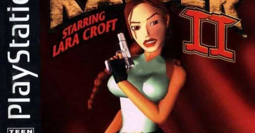 Tomb Raider Games   Lara Croft Wiki - tombraider.fandom.com
