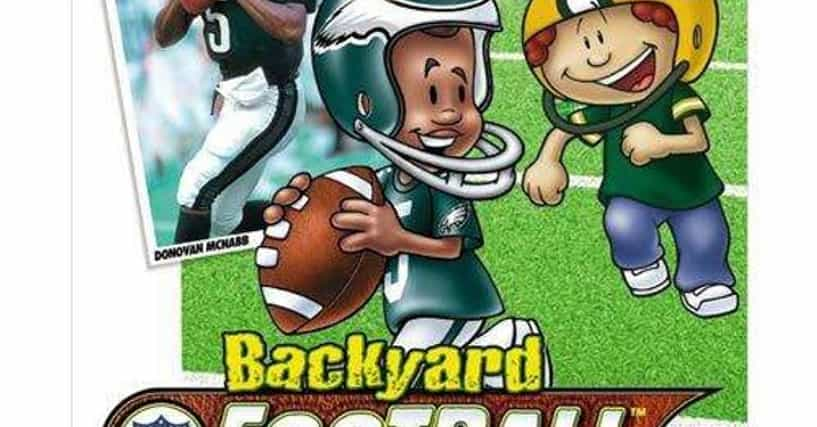 backyard sports games list best to worst