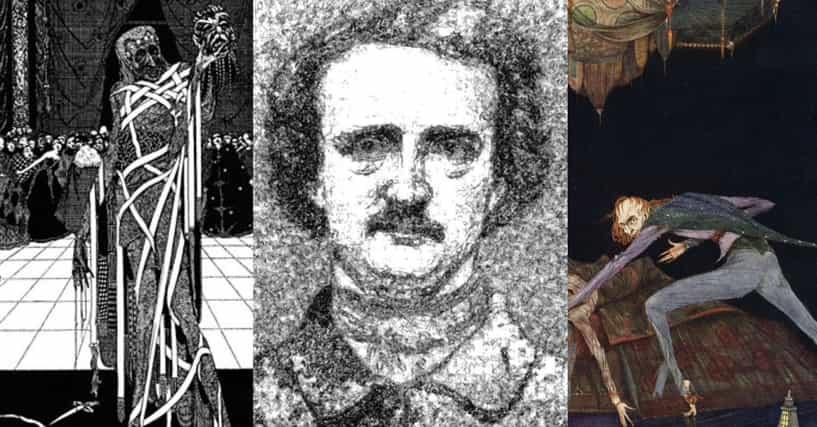 The 15 Most Horrifying Moments In Edgar Allan Poe's Stories