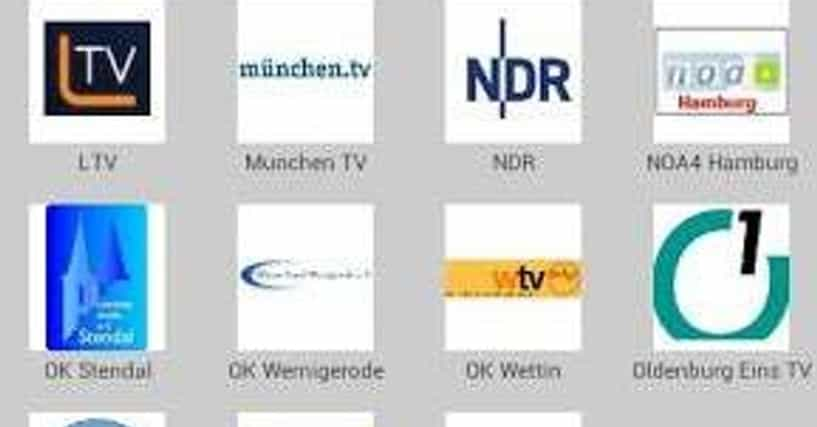 TV Channels of Germany