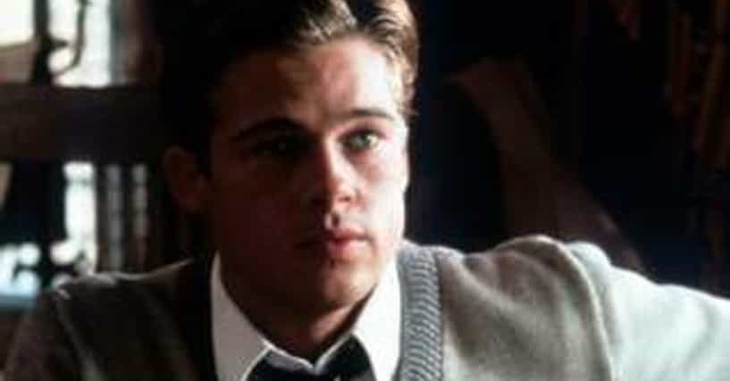 Brad Pitt Movies List:...