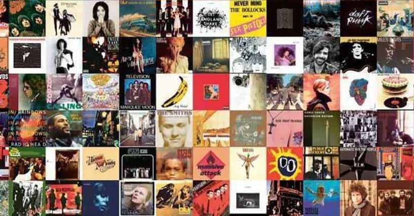Greatest Albums Of All Time List Of Best Records Ever Made