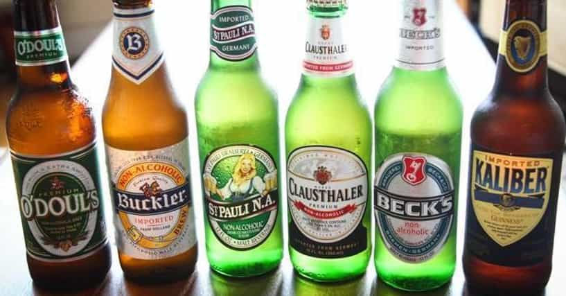 Best alcohol free beer list of top na beers for List of alcoholic mixed drinks