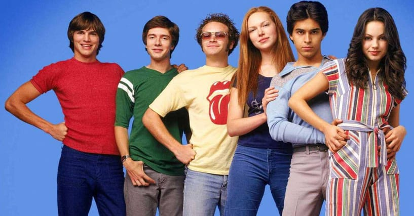How the Cast of That 70s Show Aged from the First to Last ...