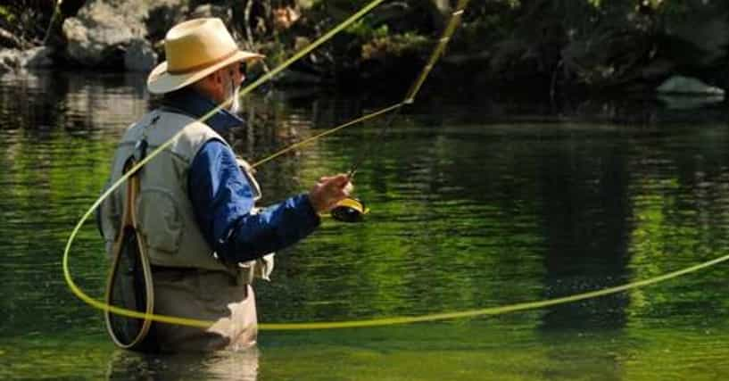 Best fly fishing rivers in the world for Best trout fishing in the us