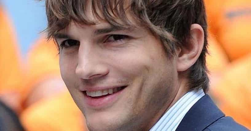 what movies does ashton kutcher play in