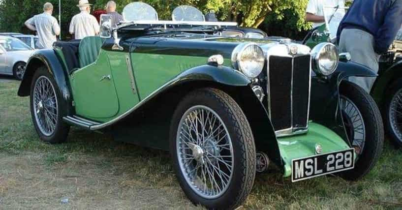 Best Sports Cars Under 20K >> All MG Models: List of MG Cars & Vehicles