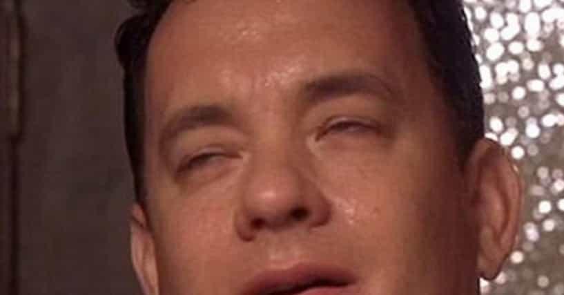 tom hanks pees in every movie