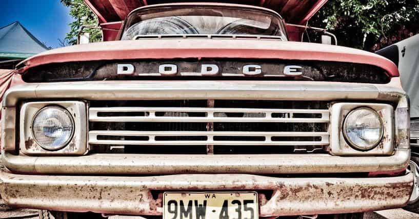 All Dodge Models List Of Dodge Cars Vehicles