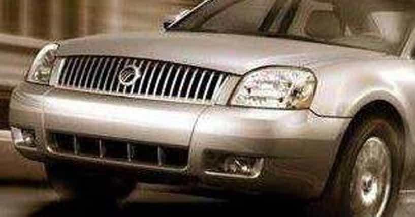 Best Sports Cars Under 20K >> All Mercury Models: List of Mercury Cars & Vehicles