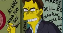 Horror Icons Who Guest Starred On 'The Simpsons'