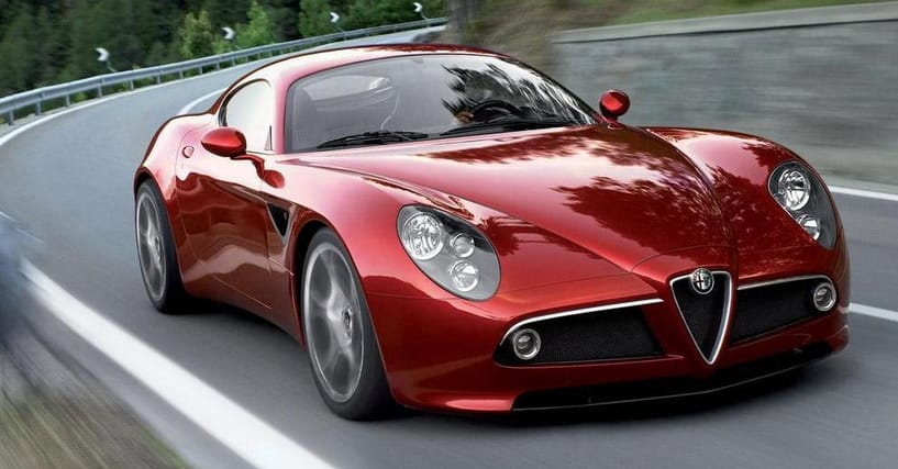 Best Sports Cars Under 20K >> All Alfa Romeo Models | List of Alfa Romeo Cars & Vehicles