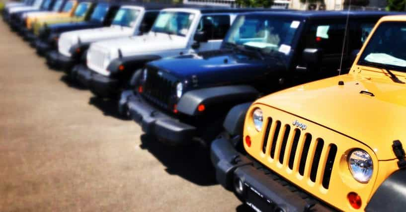 Types Of Jeeps List >> All Jeep Models | Types of Jeeps Cars & Vehicles (Page 3)