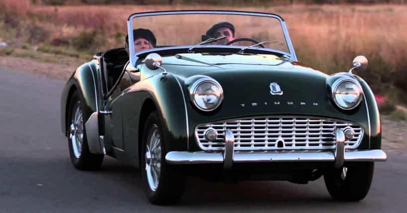 Best Sports Cars Under 20K >> All Triumph Motor Company Models: List of Triumph Motor ...