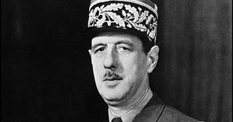Best Charles De Gaulle Quotes